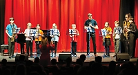 Youth Festival sees children of all ages take to the stage