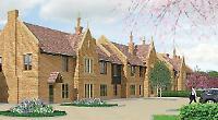 Care home plans unveiled by Mapledurham Estate