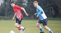 Alliston's quick-fire brace helps Wargrave up table