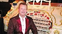 Organist's big break was at Barry Island