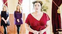 Singers shine through 'power vs clarity'
