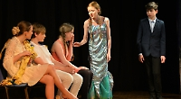 Students sing, dance and act for school 'Spectacular'