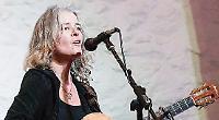 Folk singer's calling in at village halls