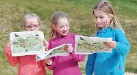 Pupils enjoy egg hunt