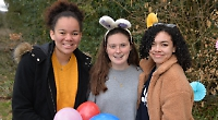 Girl holds egg hunt to help pay for school trip to India