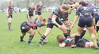 Champions Nuns run in seven tries in dominant home display