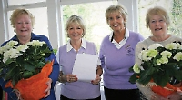 Lady Captain's four-ball and fashion show