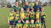 Tries galore as youngsters go on tour