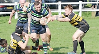 Wasteful Abbey made to rue missed kicks after they lose out by single point