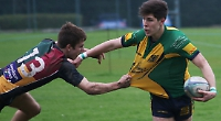 Purchase picks up two tries as undefeated Colts march on