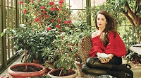 At home with Amal Clooney
