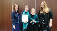 Women honoured for opening home to disabled adults