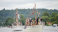Attractions galore at 40th traditional boat festival