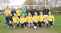 Walking football club gathers pace as more players join