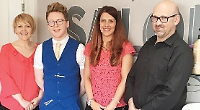 Hair salon has seen team grow to five in 18 months