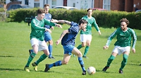 Emmer Green suffer first defeat against title rivals