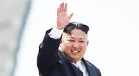 Comic was set to bunker down ahead of Kim talks