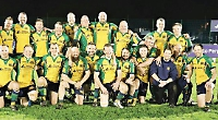 Vultures swoop under the lights to secure county cup