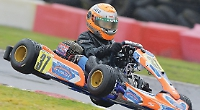 Youngest competitor wins rookie accolade