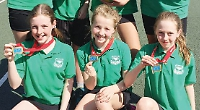 Valley Road pupils secure silver medals
