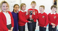 Pupils win science and maths competition