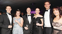 Parents attend ball in aid of primary school