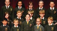 School's Glee Club retains choir title