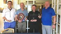Pub team triumphs at charity golf day