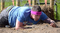 Thousands face Tough Mudder challenge