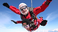 14,000 ft skydive was a highlight of my life