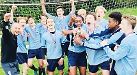 Late Douglas strike secures district cup