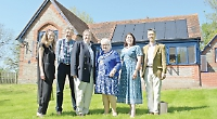 Refurbished hall holds the key for future generations