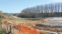 New gravel quarry taking shape