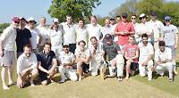 Howzat! Cricketers break four records