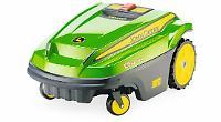 Autonomous mower has got your back