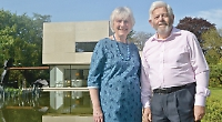 Couple's home is named best new building in South