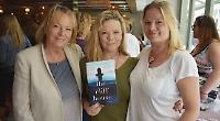 Author's novel inspired by childhood holidays