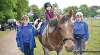 Crowds at disabled riding charity's fun day 'thank-you'