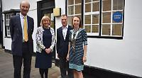 £3,000 donation to refurbish Citizens Advice reception