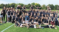 Wright bags four first place finishes for Gillotts school at area trials