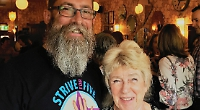 Cancer campaigner and bar raise £5,000