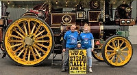 Stoke Row Steam and VintageRally returns this weekend