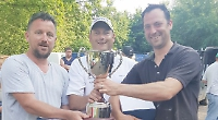 Bowles and Arkell win pairs tournament