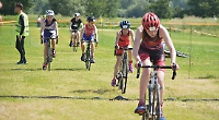 Junior triathlon makes good start