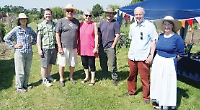 Open day at allotments