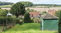 Listed cottage offers food for thought