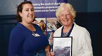 Community shop honoured twice at volunteer awards