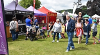 Mary Berry appears at new food festival