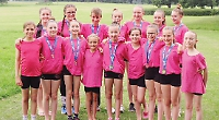 Henley girls put on five-star display
