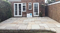 Driveway specialists will make a grand entrance